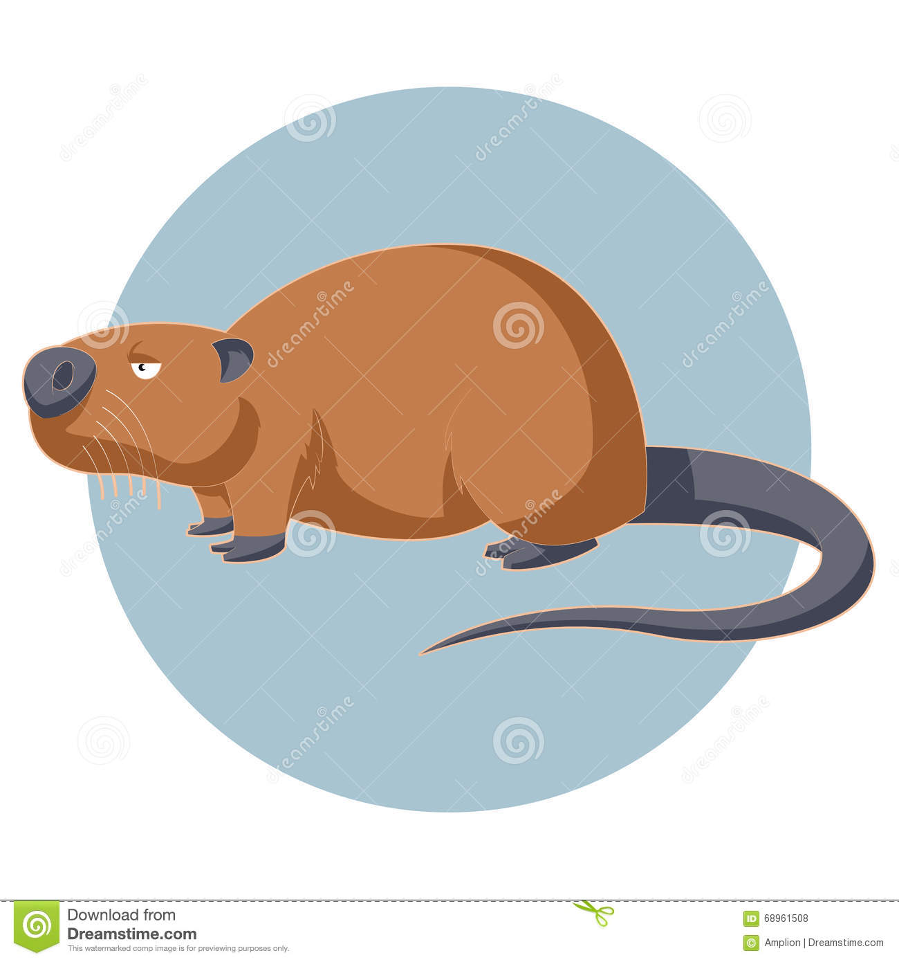 Nutria clipart #11, Download drawings