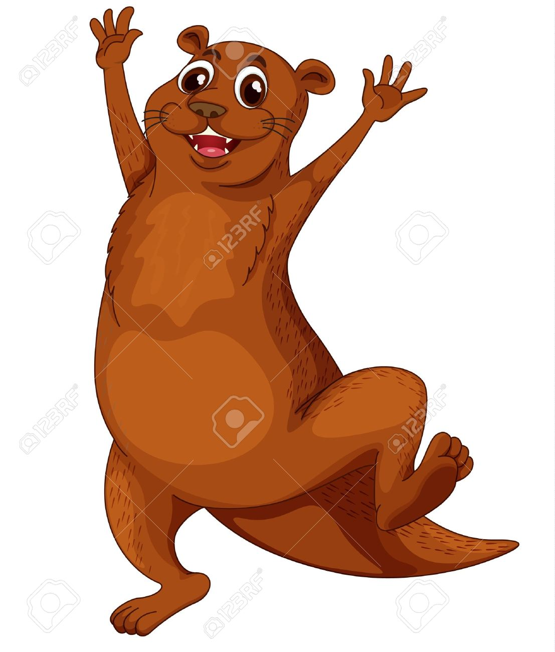Nutria clipart #2, Download drawings