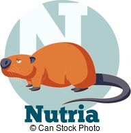 Nutria clipart #4, Download drawings