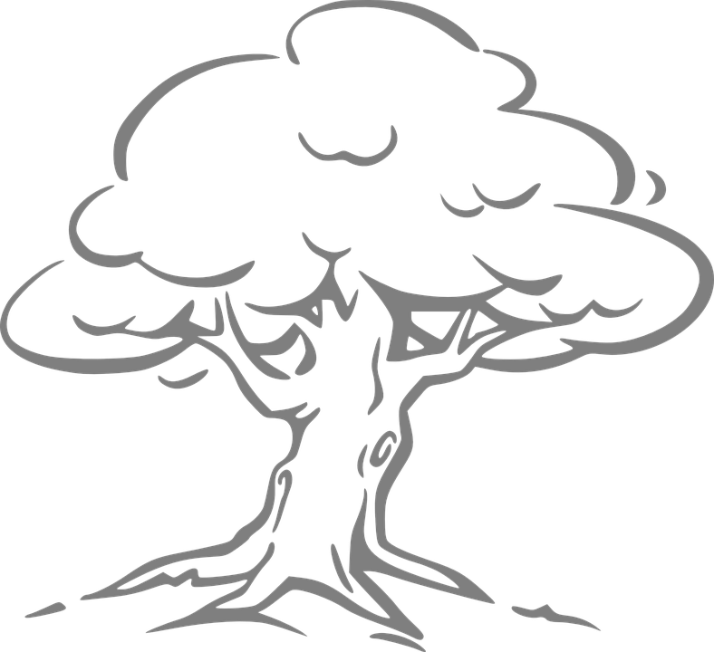 Oak Tree svg #2, Download drawings