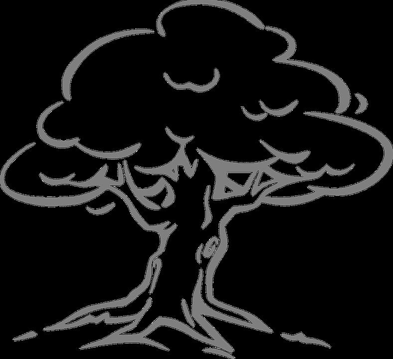 Oak Tree svg #2, Download drawings