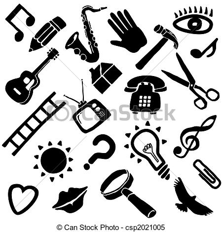 Object clipart #19, Download drawings