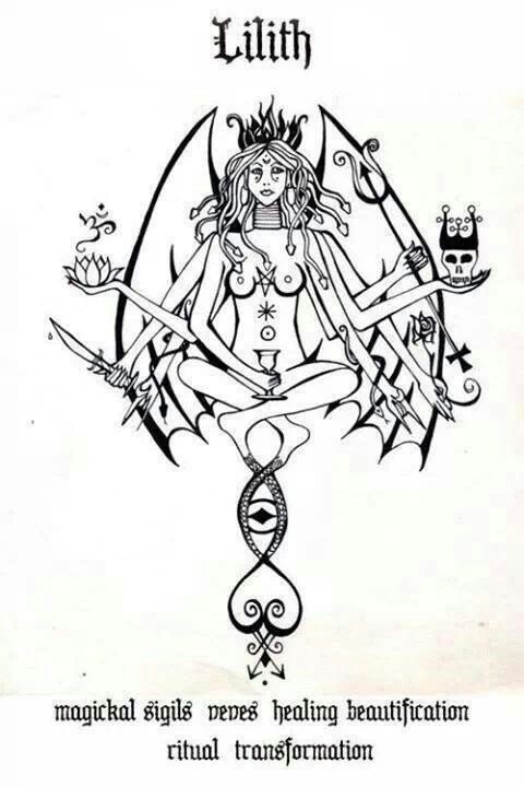 Occult coloring #2, Download drawings