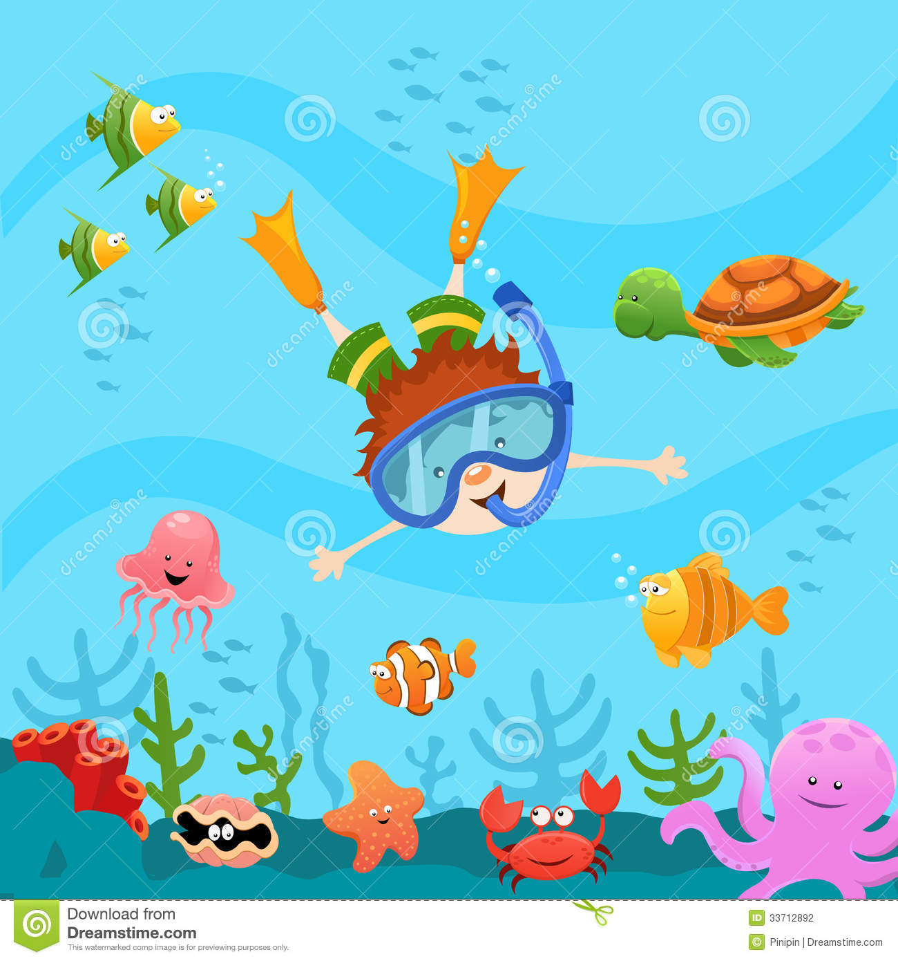 Ocean clipart #13, Download drawings