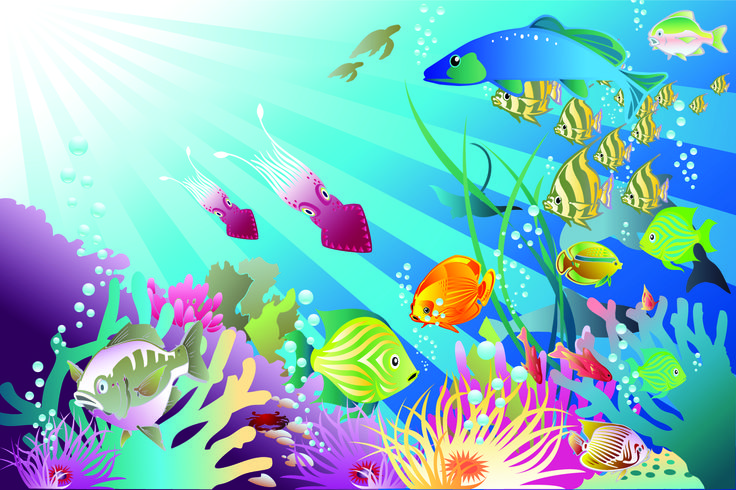Ocean clipart #4, Download drawings