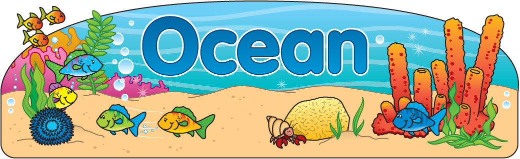 Ocean clipart #2, Download drawings