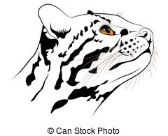 Ocelot clipart #8, Download drawings