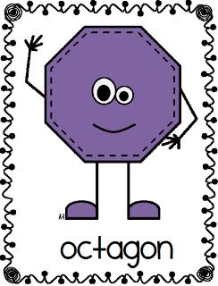 Octigon clipart #1, Download drawings