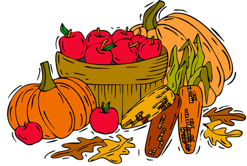 October clipart #2, Download drawings