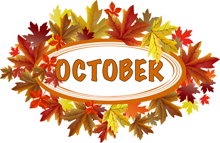 October clipart #12, Download drawings