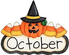 October clipart #18, Download drawings