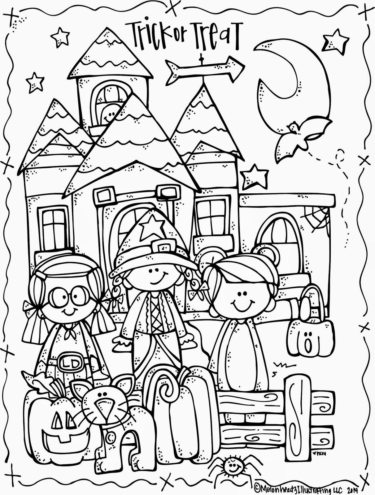 October coloring #12, Download drawings