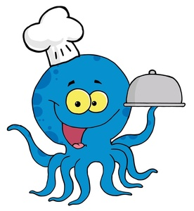 Octupus clipart #9, Download drawings