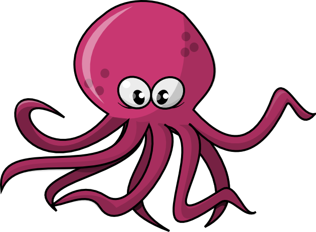 Octupus clipart #19, Download drawings