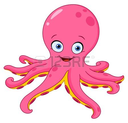 Octopus clipart #16, Download drawings