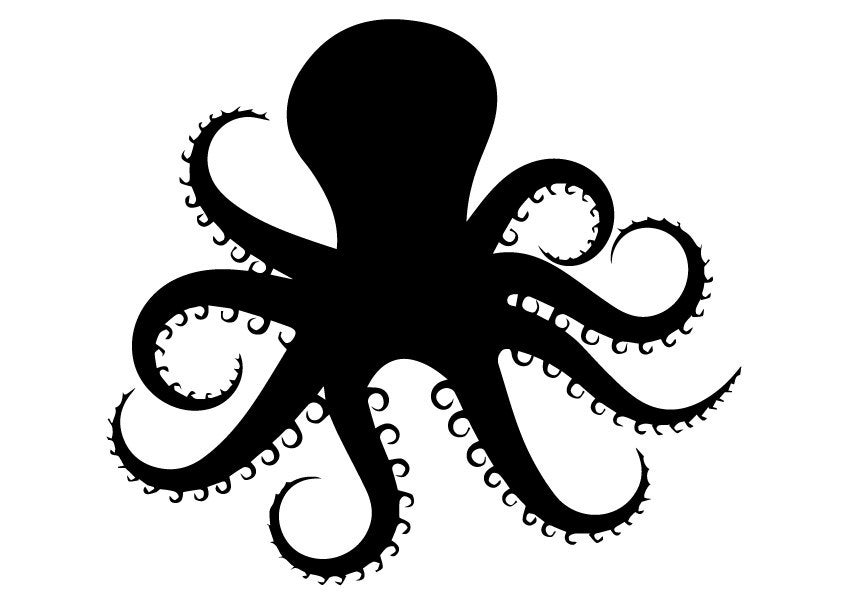 Octopus svg #364, Download drawings