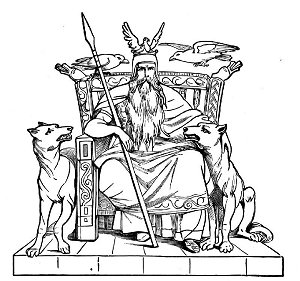 Odin clipart #9, Download drawings