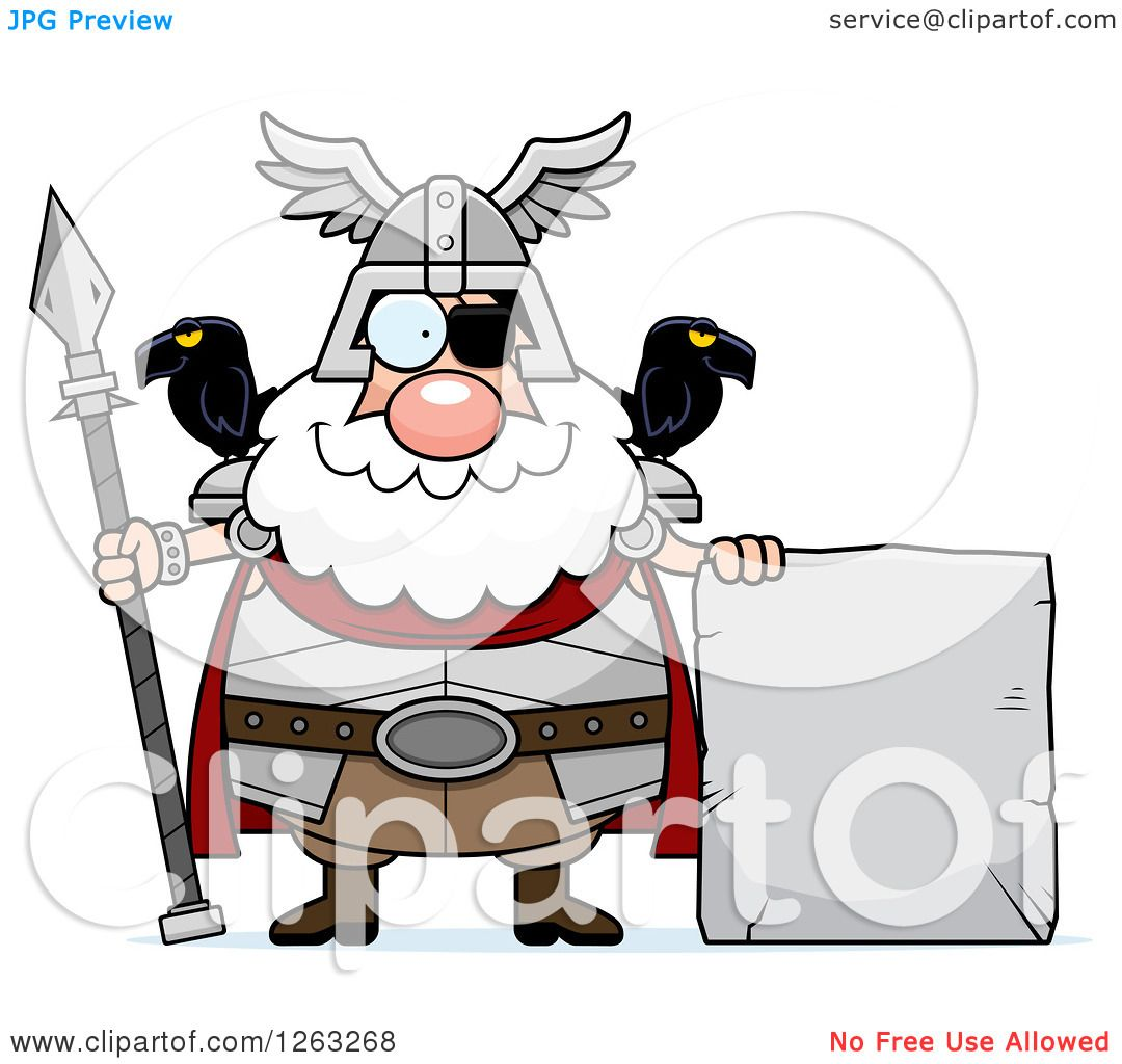 Odin clipart #13, Download drawings