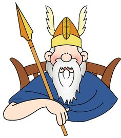 Odin clipart #3, Download drawings