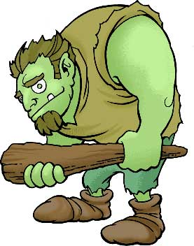 Ogre clipart #7, Download drawings