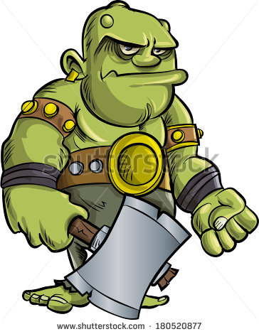 Ogre clipart #16, Download drawings