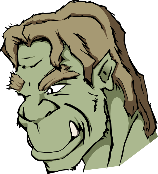 Ogre clipart #17, Download drawings