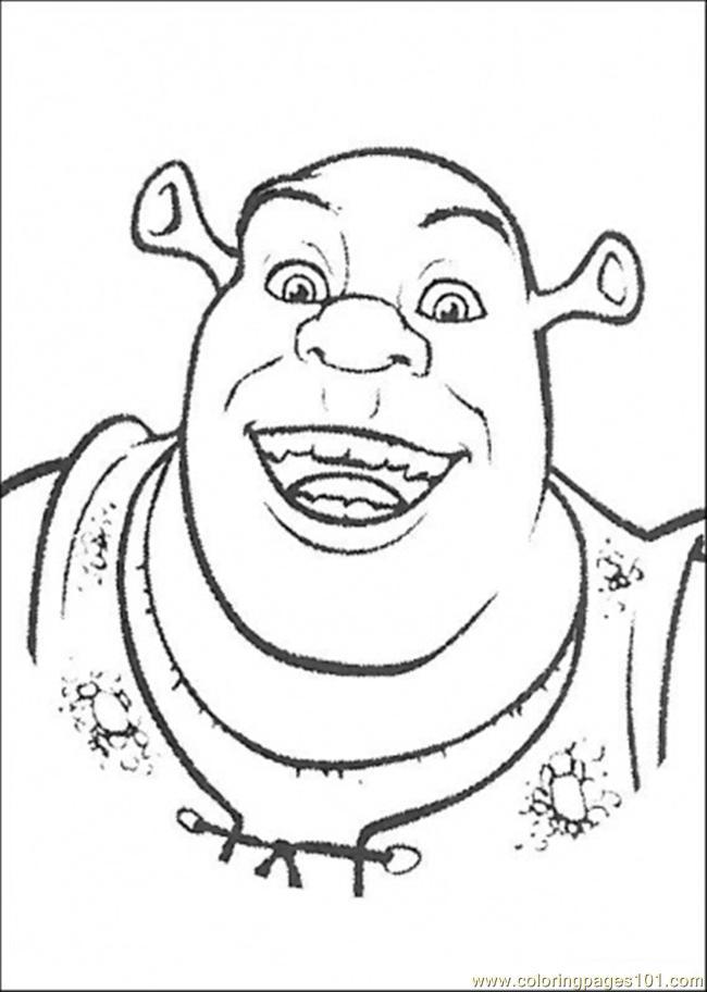 Ogre coloring #8, Download drawings