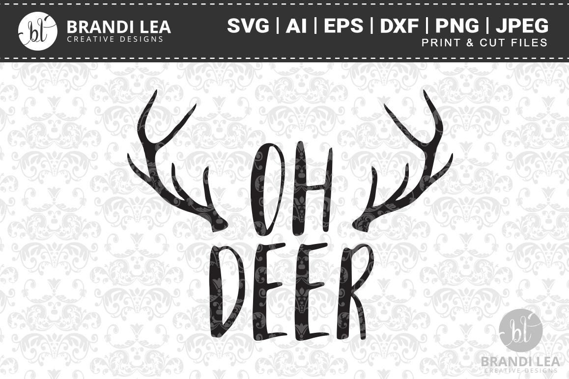 oh deer svg #541, Download drawings
