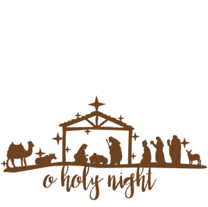 oh holy night svg #1199, Download drawings