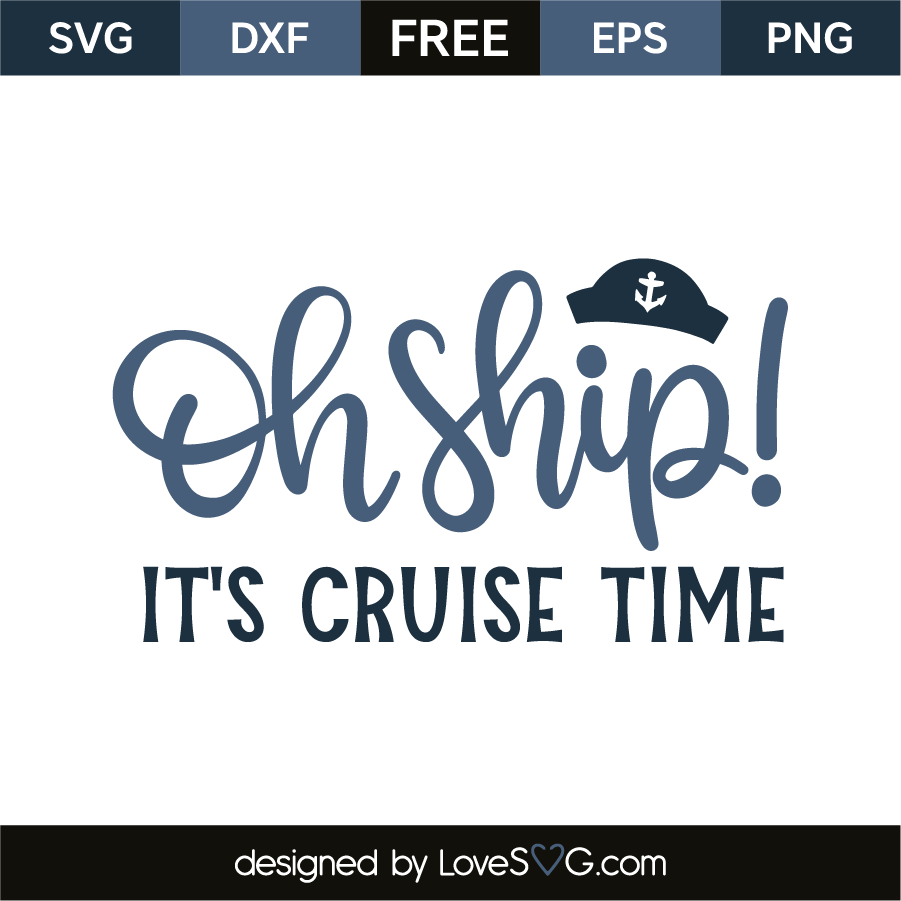 oh ship svg #211, Download drawings