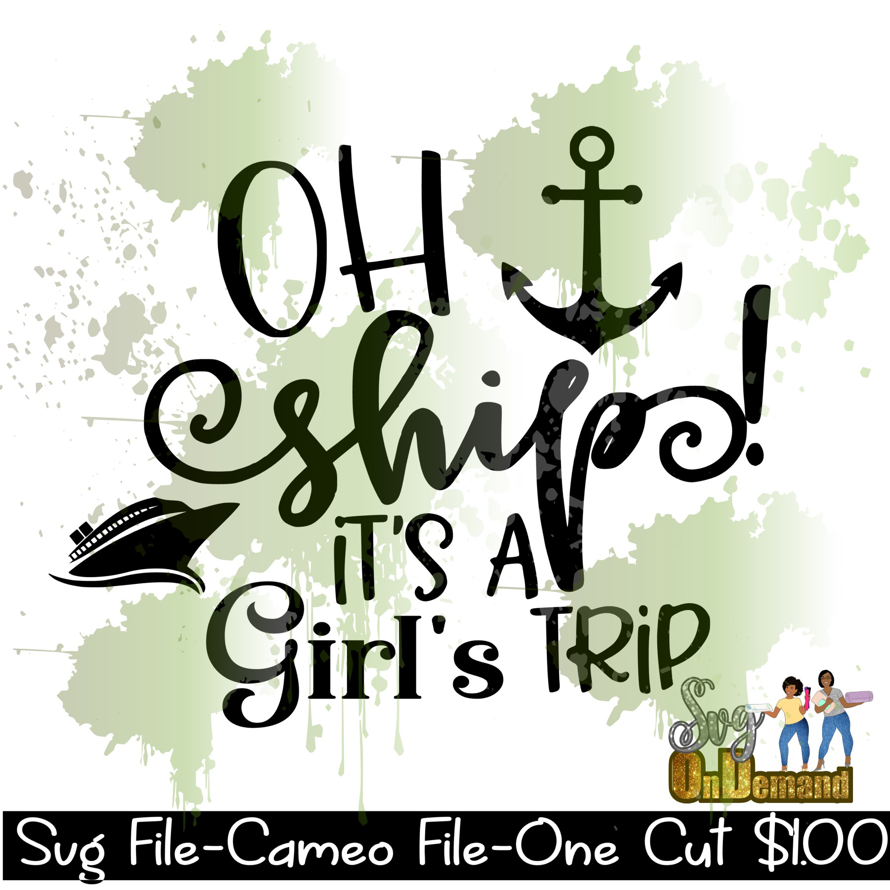 oh ship svg #204, Download drawings