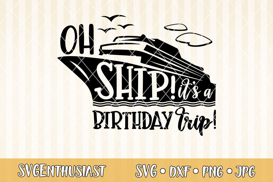 oh ship svg #207, Download drawings