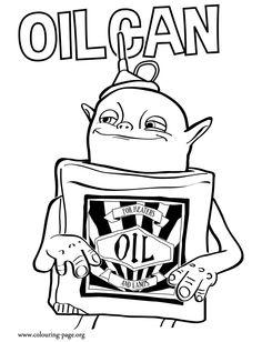 Oil coloring #12, Download drawings