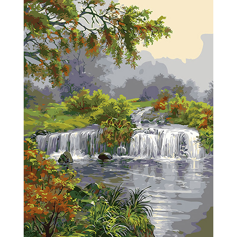 Oil Painting coloring #2, Download drawings