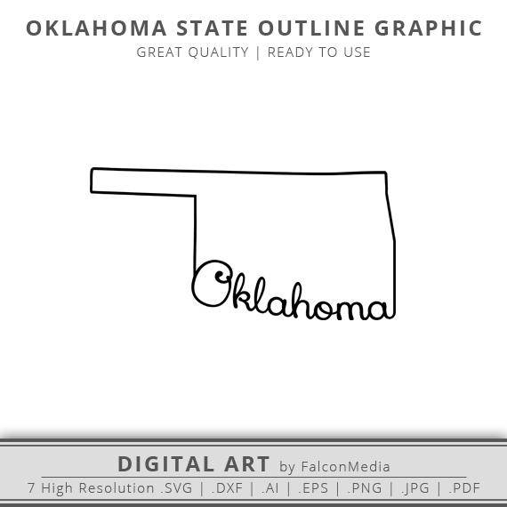 oklahoma svg #918, Download drawings