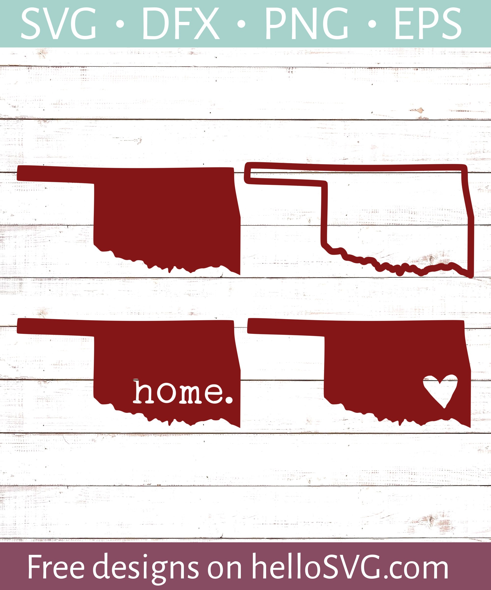 oklahoma svg #916, Download drawings