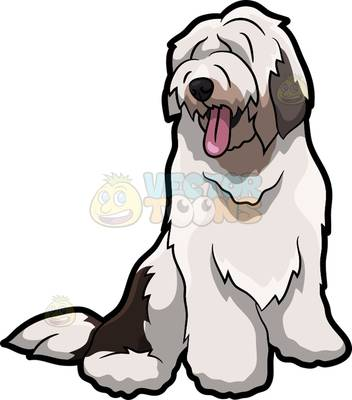 Old English Sheepdog clipart #17, Download drawings