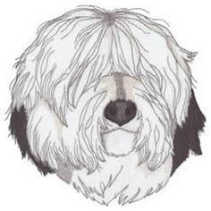 Old English Sheepdog clipart #4, Download drawings