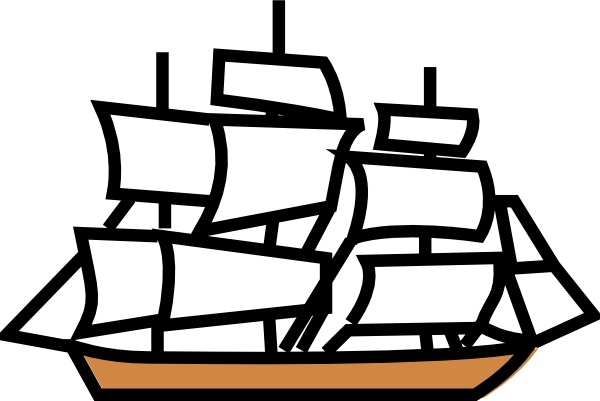 Old Sailing Ships clipart #6, Download drawings