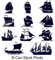 Old Sailing Ships clipart #9, Download drawings
