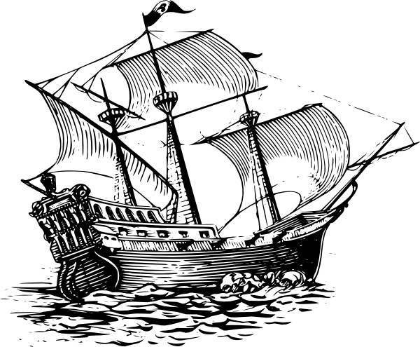Old Sailing Ships clipart #15, Download drawings