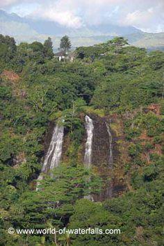 Opaeka'a Falls clipart #10, Download drawings
