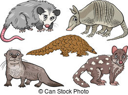 Opossum clipart #19, Download drawings