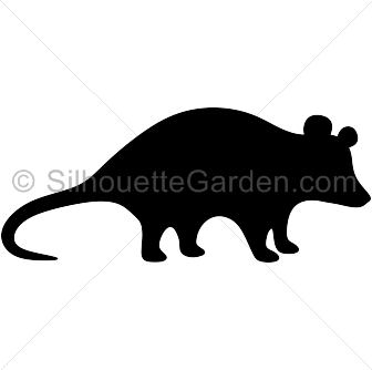 Opossum svg #19, Download drawings