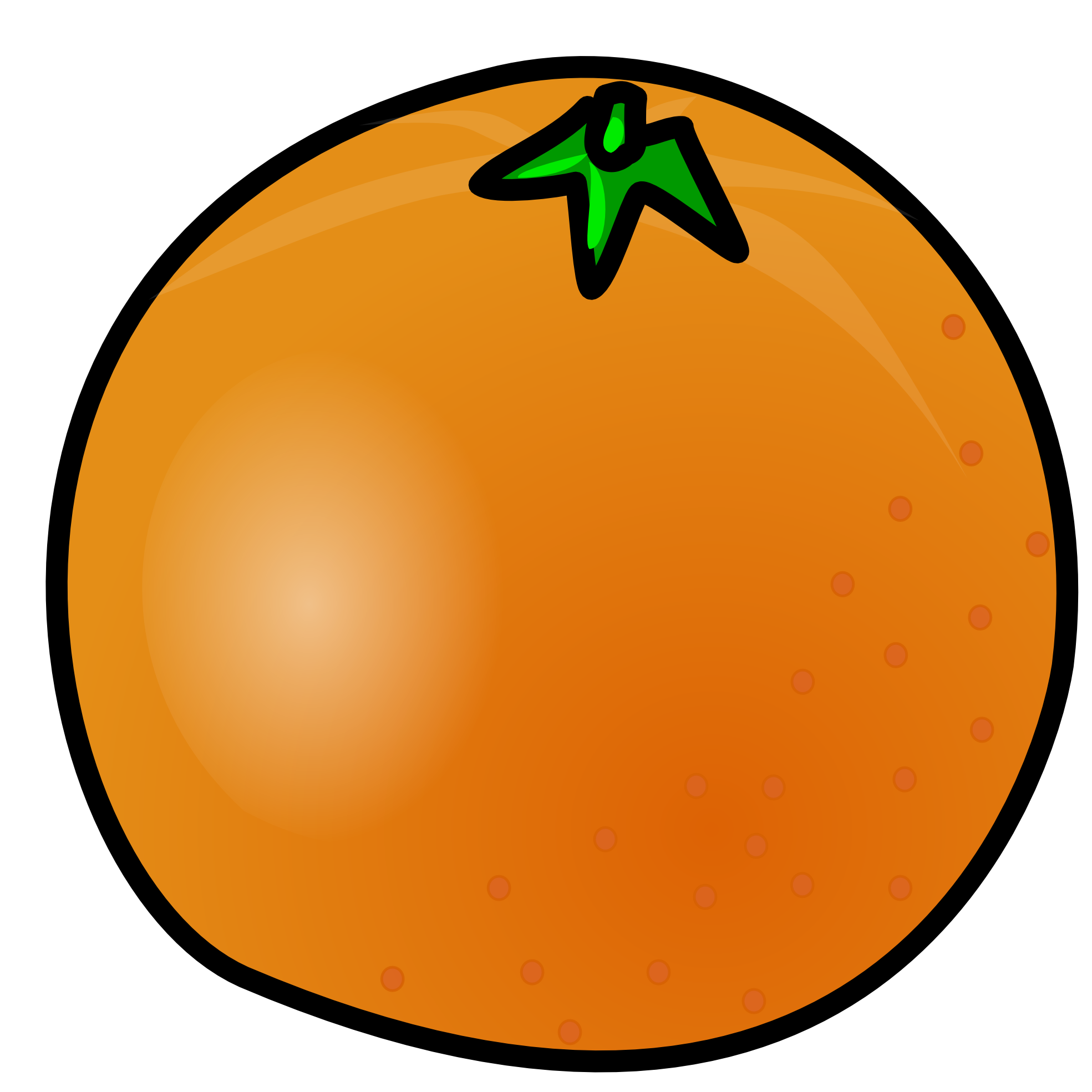 Orange clipart #12, Download drawings