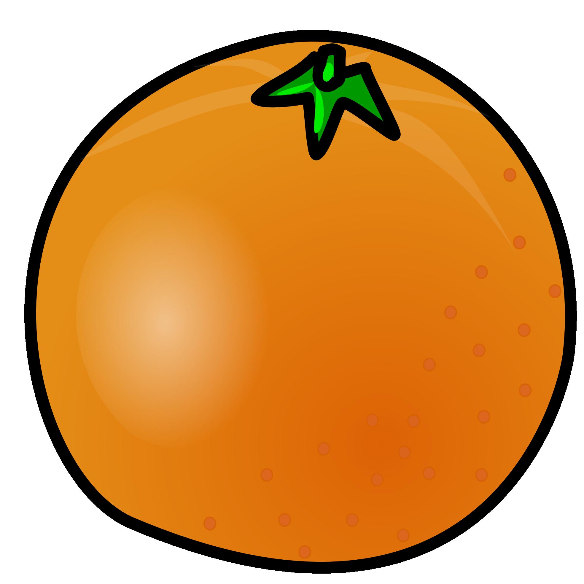 Orange clipart #12, Download drawings