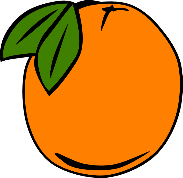 Orange clipart #16, Download drawings