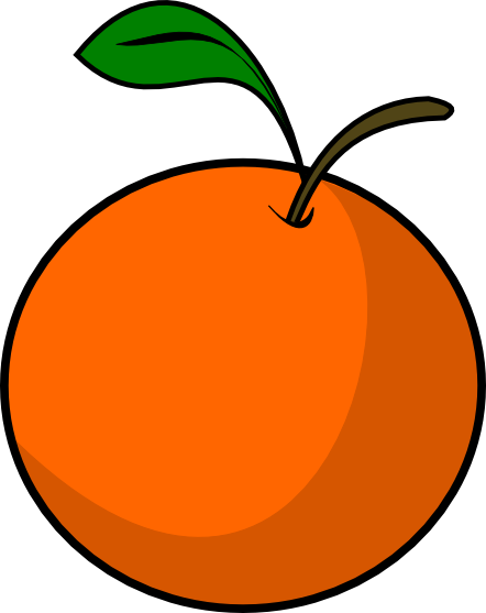 Orange clipart #20, Download drawings