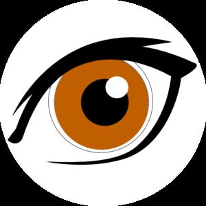 Orange Eyes clipart #16, Download drawings