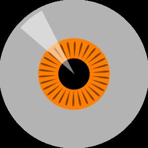 Orange Eyes clipart #17, Download drawings